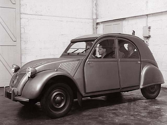 2CV A preproduction 1948