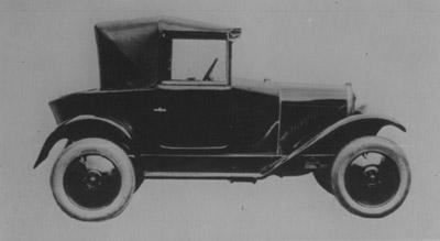5 HP Convertible (Remodeled)