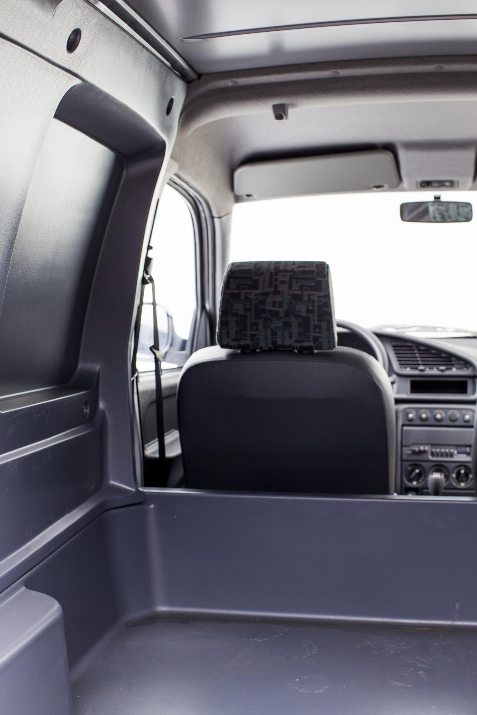 Inside Berlingo 1