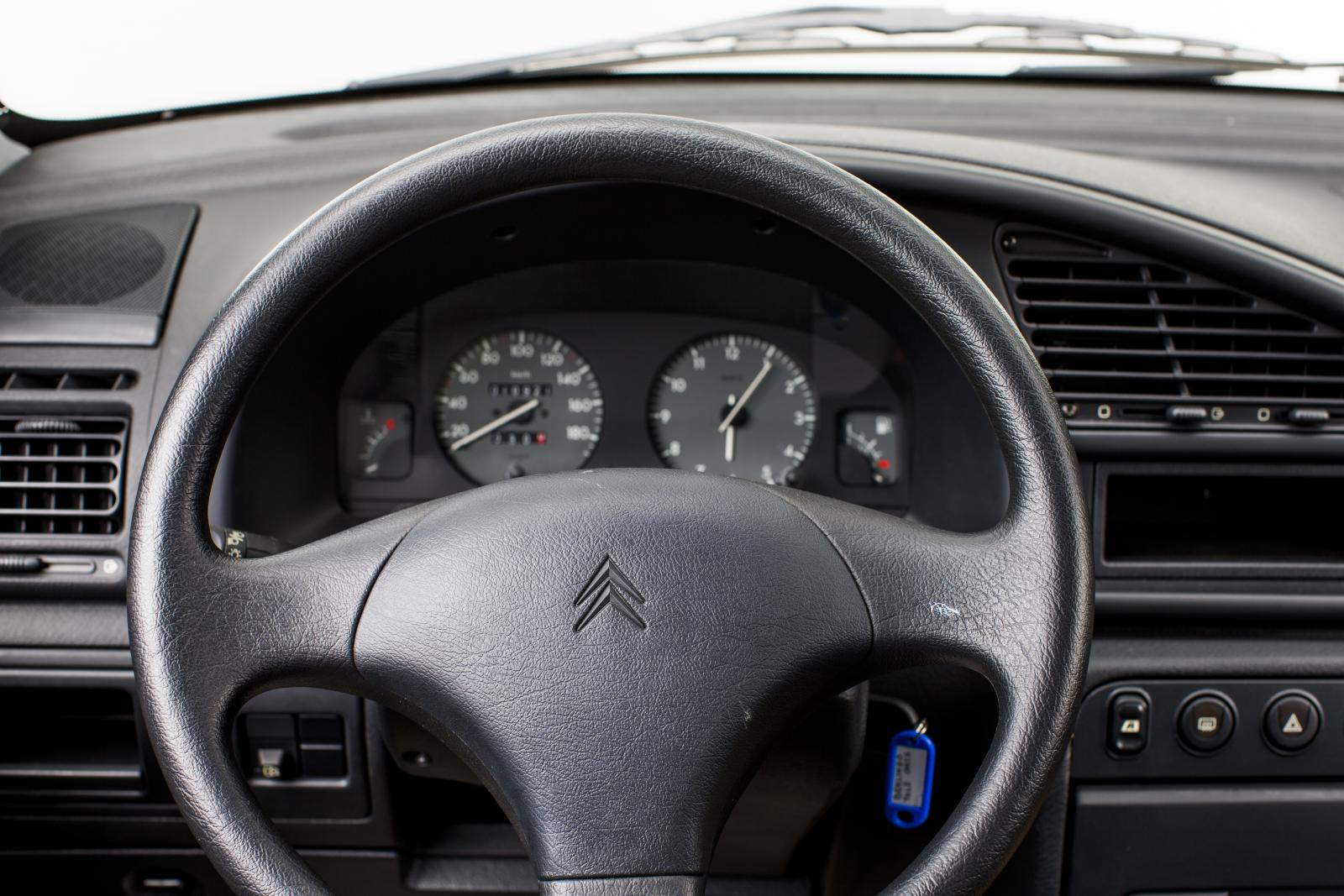 Berlingo 1 steering wheel