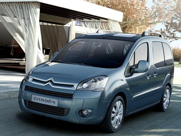 Berlingo Multispace 2008 3/4 front