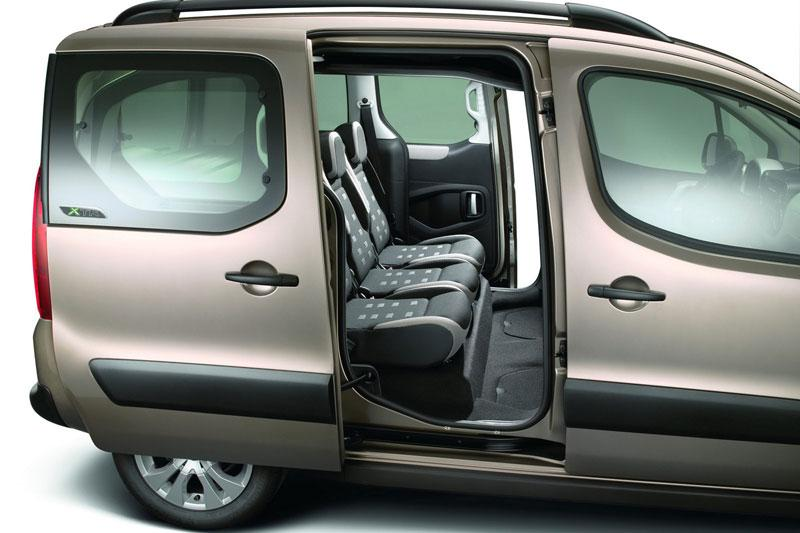 Berlingo Multispace WTR 2012