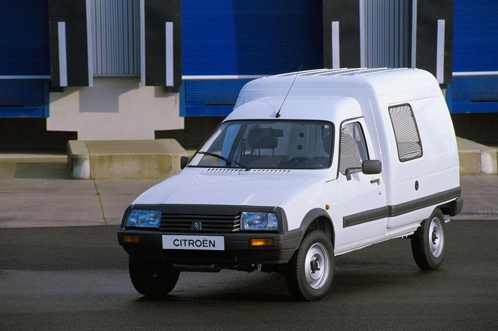 C15 1.9D 2005 predecessor of 1st generation Berlingo
