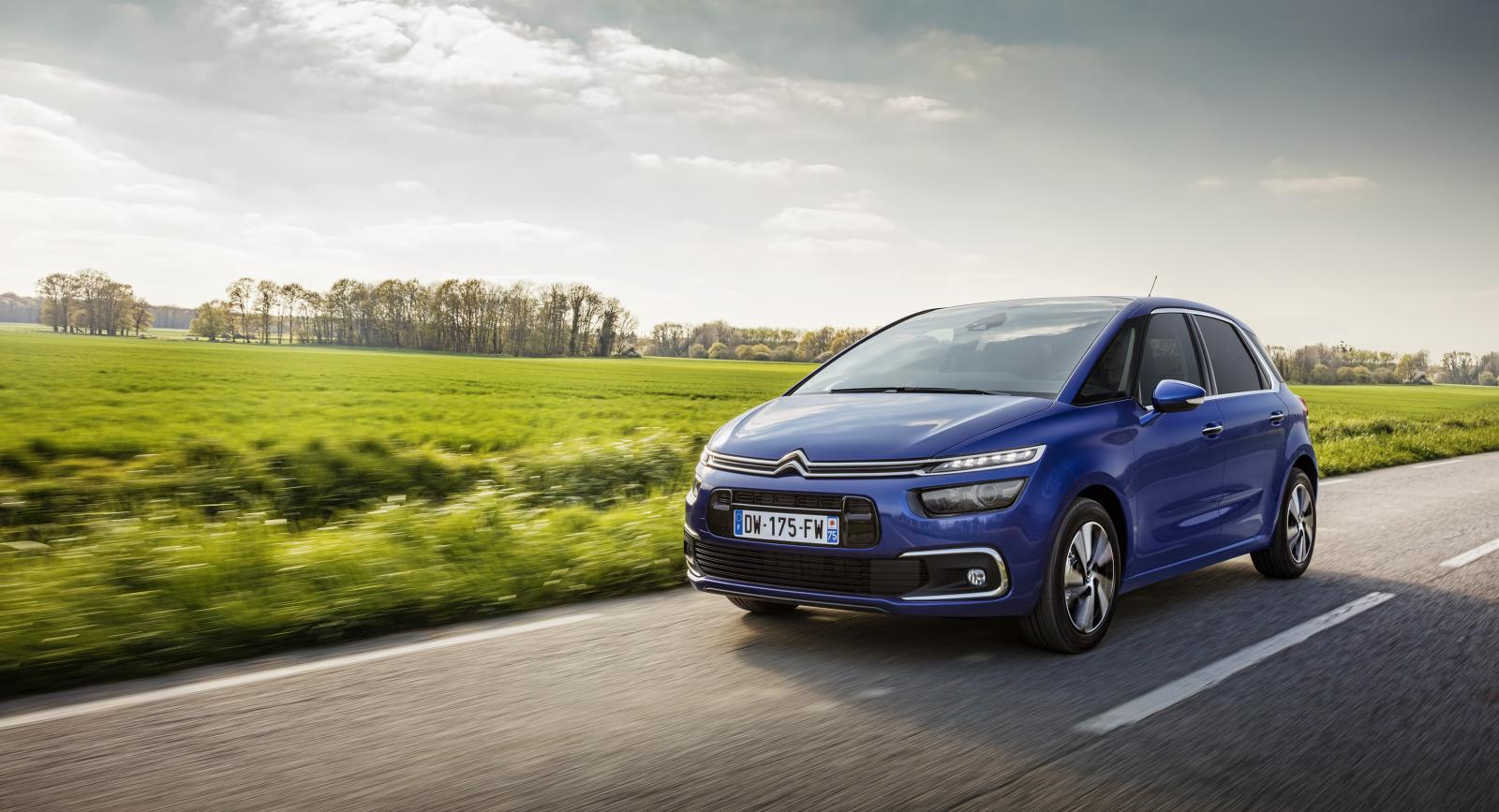C4 Picasso Shine 2016 3/4 front
