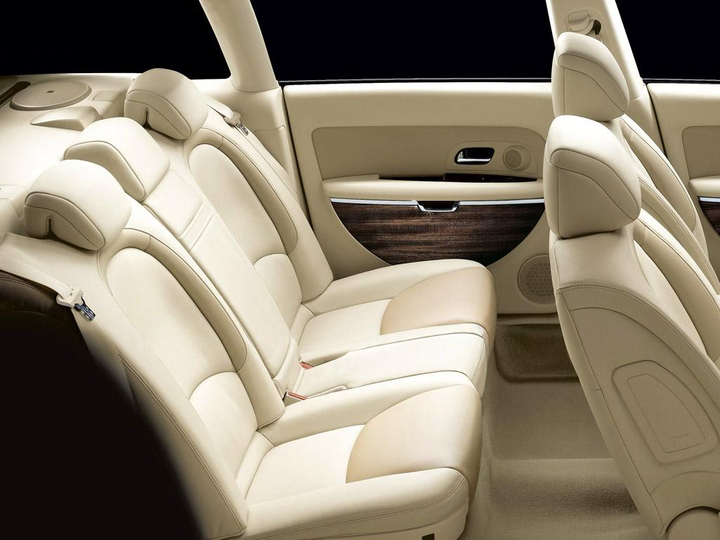 C6 V6 HDi Exclusive 2005 Lama interior