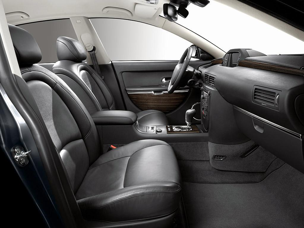C6 V6 HDi Exclusive 2005 front seats