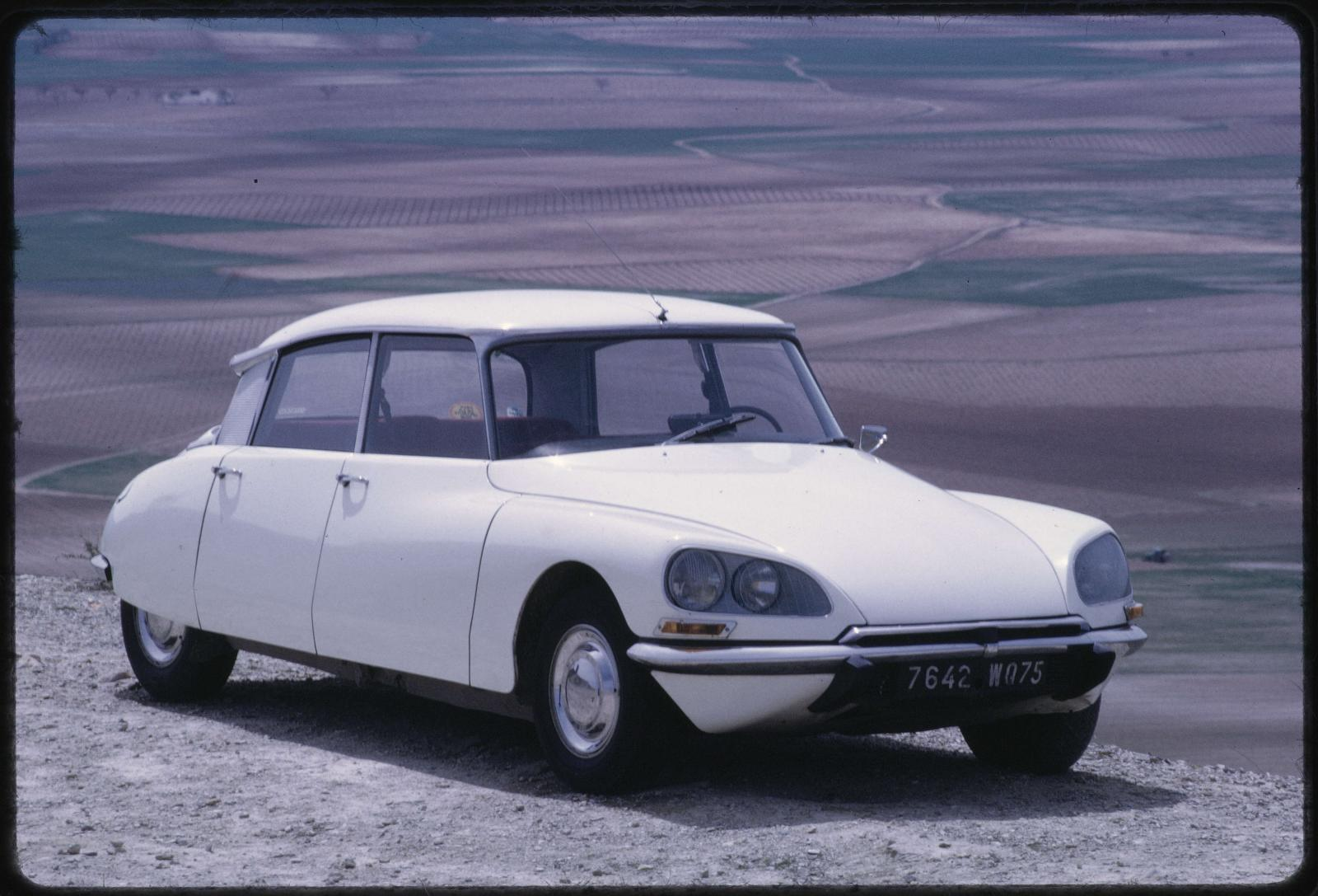 Citroën DS 21 Saloon-1971