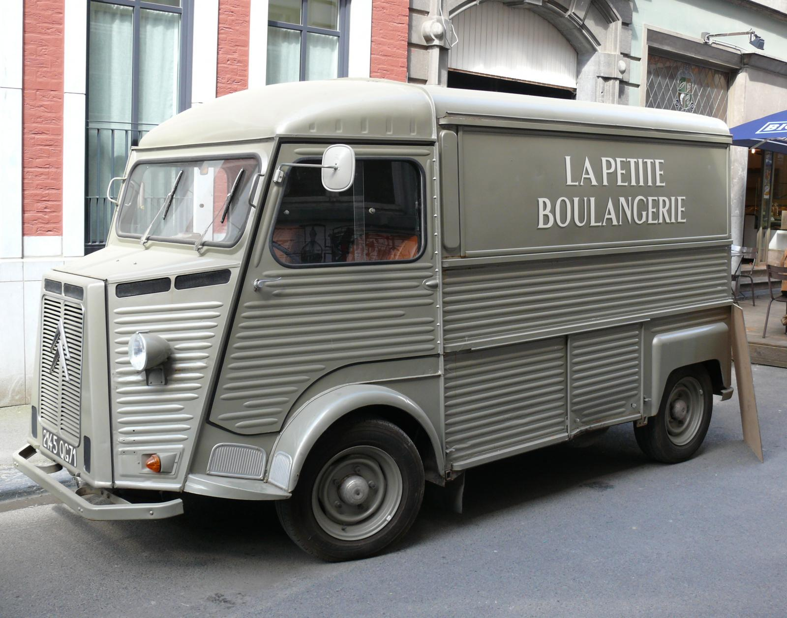 Type H La Petite Boulangerie (''The Little Bakery'')