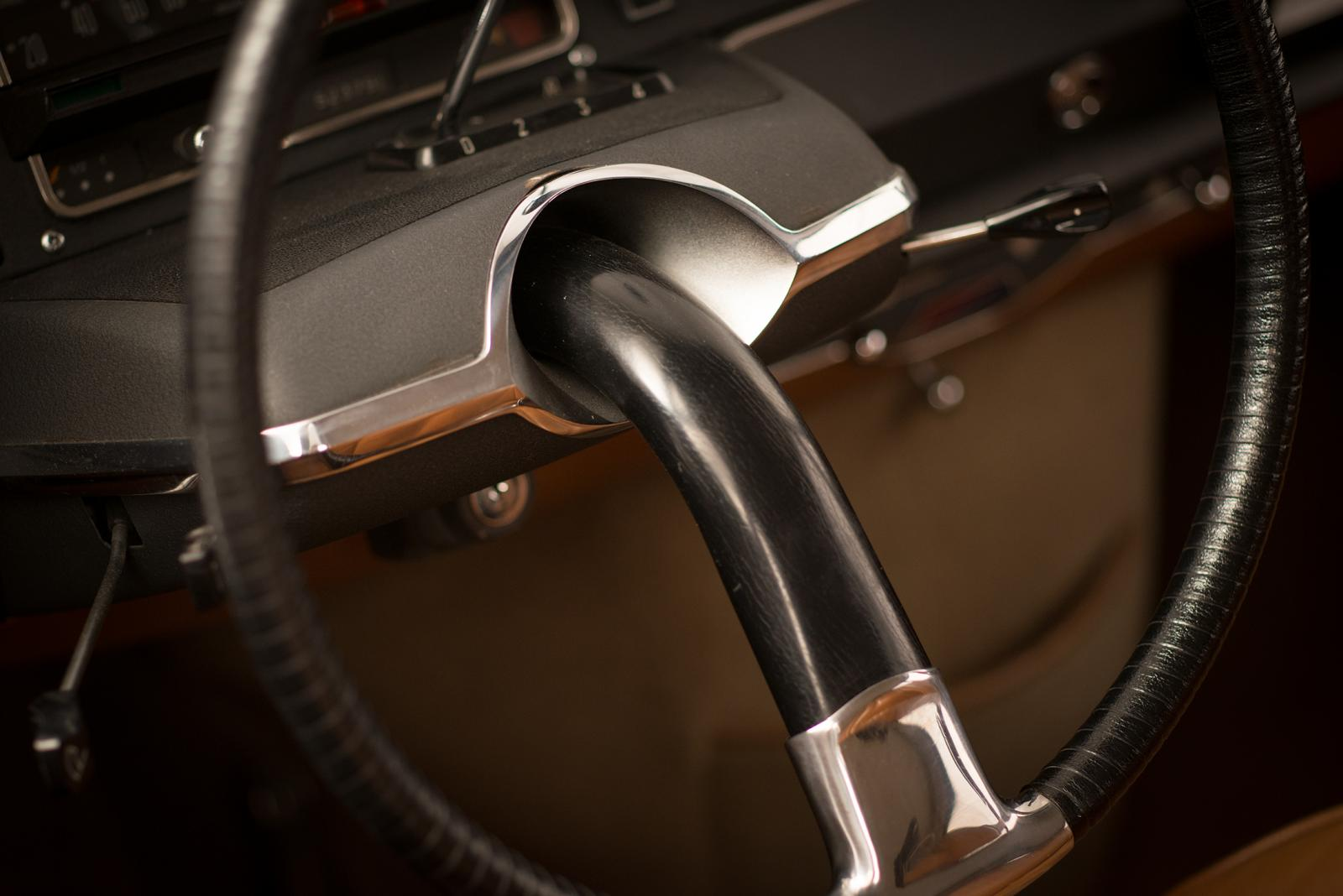 DS 21-Steering wheel