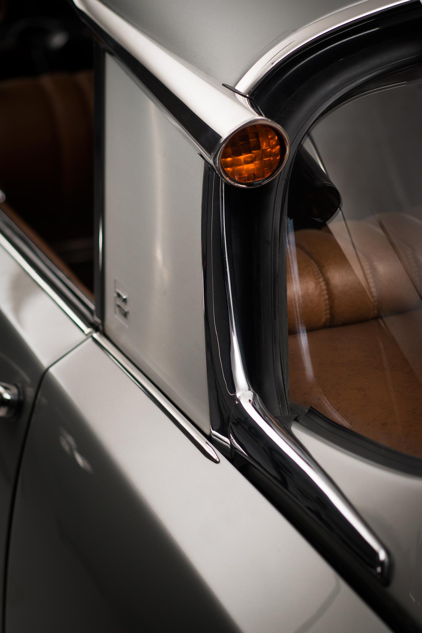 DS 21-Rear seat