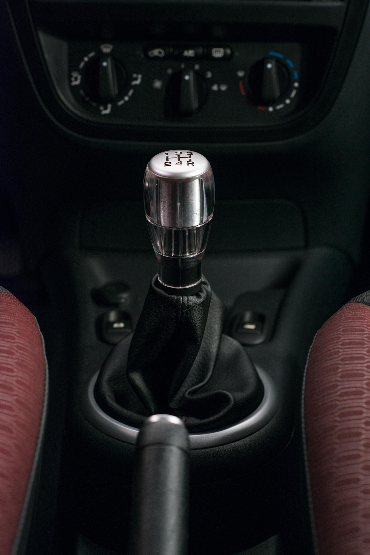 C3 gear lever