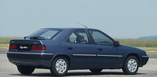 Xantia 1.6i X 1993 entry-level model