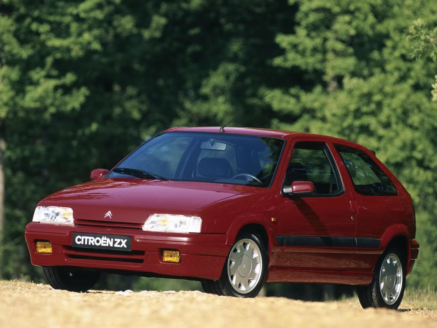 ZX Coupé 16V 155 ch 1993 remote basis of ZX Rallye Raid